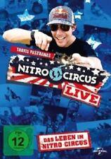 JOLENE VAN VUGT/G.GODFREY/+- NITRO CIRCUS LIVE:LIFE IN THE CIRCUS DVD SPORT NEU