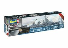 REVELL 05150 Fletcher Class Destroyer nappes