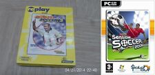 actua soccer 3 & sensible soccer 2006  new&sealed