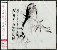 NAI PALM-NEEDLE PAW-JAPAN CD Bonus Track E78