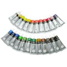 Daler Rowney Simply Acrylic Paint Set I 24 X 12ml Colour Tubes