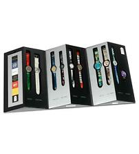 Swatch Olympic Special SZS03BOX3 SET HISTORIC OLYMPIC GAMES Watch 96' Collection