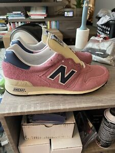 Aime Leon Dore New Balance 1300 - Size 11.5 Dusty Pink - Ships Next Day