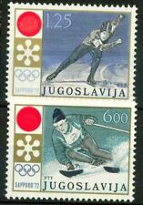Yougoslavie 1972 SG 1503 Neuf ** 100% Jeux Olympiques d'hiver, Sapporo