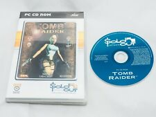 Tomb Raider Featuring Lara Croft PC CD ROM Game - Sold Out Software