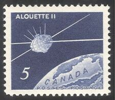 Canada 1966 Alouette II/Satellite/Space/Radio/Communications 1v (n26598)