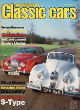 Thoroughbred & Classic Cars - March 1983