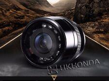 Car Rear View Reverse Backup Parking Camera IR Night Vision 9 LED waterproof