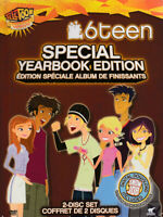 6teen - Special Yearbook Edition (Canadian Rel New DVD