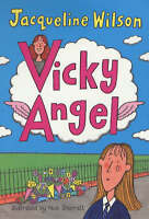 Vicky Angel, Wilson, Jacqueline, Very Good Book
