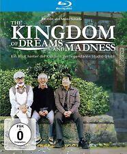 Blu-ray * THE KINGDOM OF DREAMS AND MADNESS # NEU OVP §