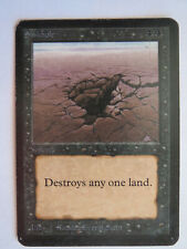 MTG Magic Gathering - Alpha - Sinkhole