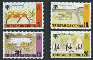 Tristan Da Cunha - 1979 - Sc 264 - 67 - IYC VF MNH