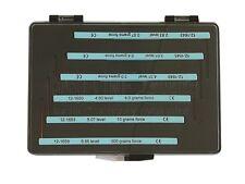 Baseline Tactile Monofilament 6pc Set-Foot-2.83  3.61  4.31  4.56  5.07  6.65
