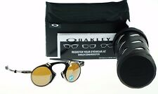 RARE Collectors OAKLEY MADMAN Polarized Plasma Tungsten Sunglasses OO 6019-03