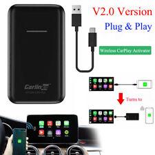 Carlinkit V2.0 OEM Wired CarPlay Upgrade to Wireless CarPlay Activator Dongle US