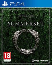 The Elder Scrolls Online: Summerset (PS4)  BRAND NEW AND SEALED - QUICK DISPATCH