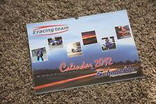 Z-Racing-Team calendario da corsa 2012 Motorsport Calendar Calendrier RACING