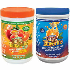 Youngevity Beyond Tangy Tangerine 2.0 Dead doctors dont lie Alex Jones peach