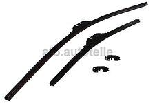 Front Scheibenwischer 2 Stück für Mazda 5 CX-7 CX-9 Toyota Auris Avensis Celica