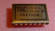 NEW 1PC THC VRE102M IC Series VREF Voltage Reference +-10V ±0.02% 10mA 14-CDIP