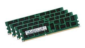 4x 8GB 32GB RAM RDIMM ECC REG DDR3 1333 MHz f HP ProLiant DL380 G7 DL580 G7