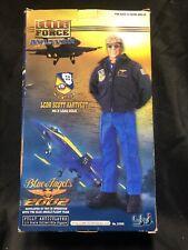 "1/6 Scale 12"" Elite Force Blue Angels Aviator Scott Kartvedt Action Figure - NIB"