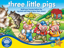 Orchard Toys Three Little Pigs - BRAND NEW