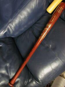 1951 Hall of Fame LE Jimmy Foxx Mel Ott Baseball Bat