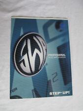 Swr 2008 Bass Guitar Amplifier Amp Catalog