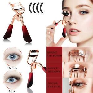 Jdo Eyelash Curler Professional Lash Curler With Spring Loaded Extra Curl Eye La