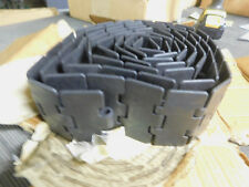 "Morse Topveyor S815 K 3-1/4"" X 10' Table Top Carbon Steel Conveyor Chain"