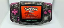 Nintendo Gameboy Advance FunnyPlaying IPS V2 10 Level Brightness Refurbished GBA