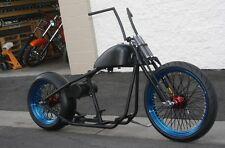 2017 Custom Built Motorcycles Bobber