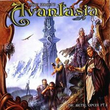 AVANTASIA - THE METAL OPERA PART II - CD SIGILLATO 2002
