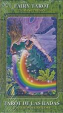 Fairy Tarot Grand Trumps Cards Deck Lo Scarabeo 22 Cards
