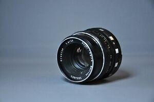 Meyer Optik Oreston 50mm F1.8 Lens in Exacta Mount