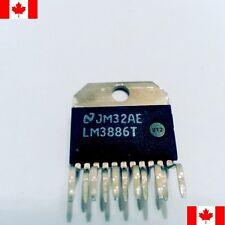 LM3886T - High-Performance 68W Audio Power Amplifier IC DIY