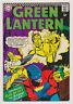 GREEN LANTERN #48 VG, 1st Goldface, Gil Kane C/A, DC Comics 1966
