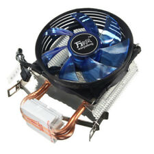 Core Power LED CPU Fan Cooler Heatsink Fit Intel Socket LGA1156/1155/775/AMD/AM3