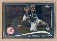 John Ryan Murphy 69 2014 Topps Chrome Rookie RC