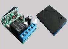 Radio ricevitore 433MHz frequenza 1 Rele  per telecomando cancelli serrande
