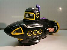 Fisher-Price Mattel Imaginext  Shark Submarine 2007 3-8 Years
