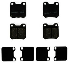 Disc Brake Pad Set fits 2000-2005 Saturn L300 L200,LW200 LW300  ACDELCO PROFESSI