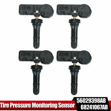 4pcs Oem 56029398ab 68241067ab Tire Pressure Sensor Tpms For Dodge Ram 1500 2500 Fits Dodge Ram 1500