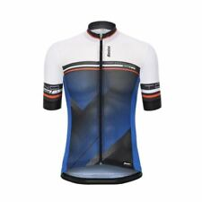 Maillots de ciclismo de manga corta blanco talla XL