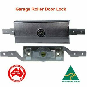 Garage Roller Door Lock Replacement With 2 Keys- for B&D, Gliderol-FREE POST