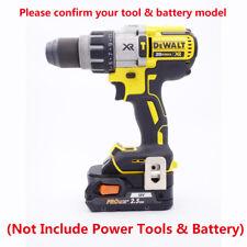 RIDGID/AEG 18V Li-ion Battery Convert to Dewalt 18V/20V Tools Batteries Adaper