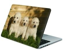 Universal Laptop Skin Notebook Netbook MacBook Aufkleber Sticker Cover Welpen