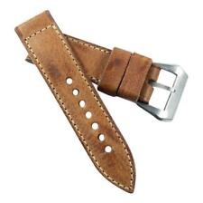 Mario Paci Olterra in Light Brown...Our softest leather strap ever!